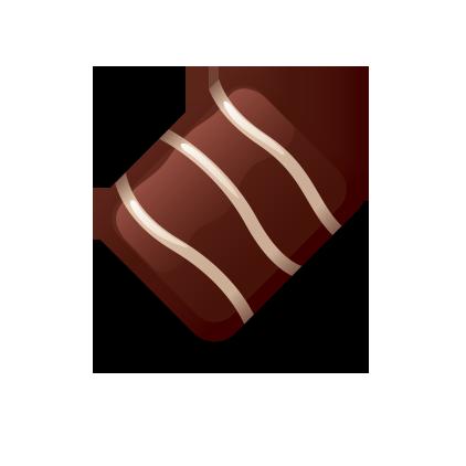 不言语却知心。陪玩收到礼物巧克力