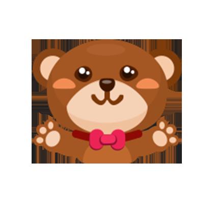 Z❀白菜菜陪玩收到礼物大熊