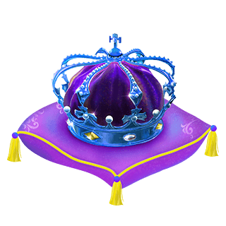 竹笙陪玩收到礼物皇冠