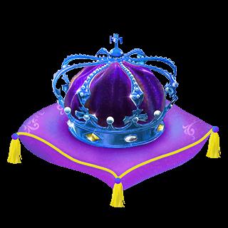 V阿修陪玩收到礼物皇冠