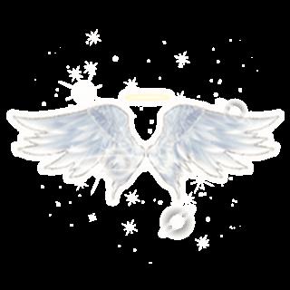 Rs、晴天陪玩收到礼物天使之翼