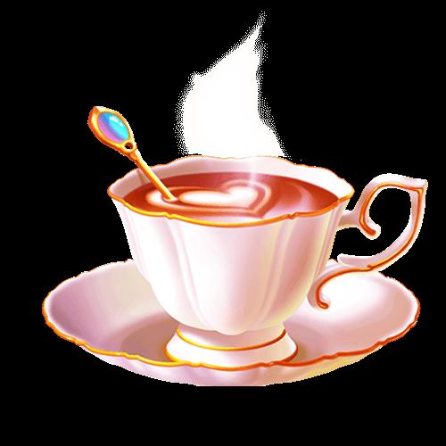 Qy软软✨莱恩陪玩收到礼物咖啡