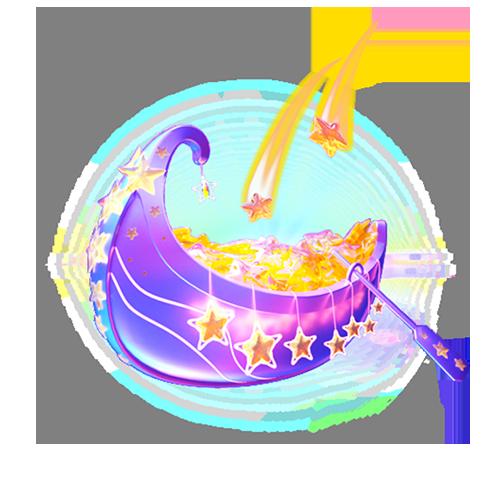 星河✨李翠花-陪玩收到礼物星云船