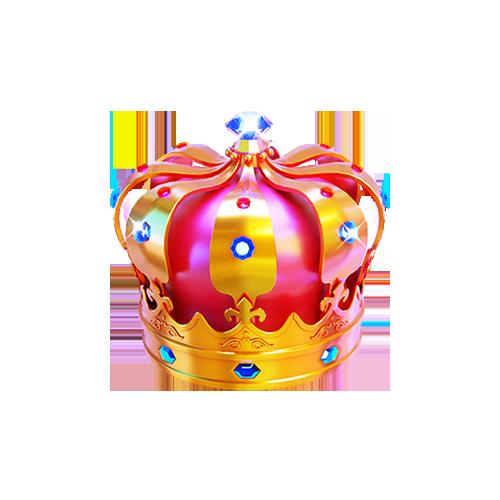 夏哩个夏陪玩收到礼物皇冠