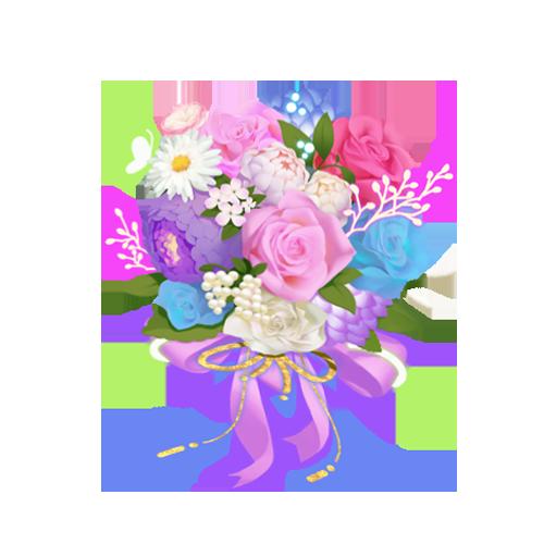 团子大宝贝ฅ陪玩收到礼物亲密玫瑰